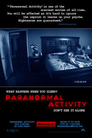 Paranormal Activity – Activitate paranormală (2009)