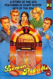 Poster Lemon Popsicle 1978