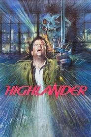 Poster Highlander 1986