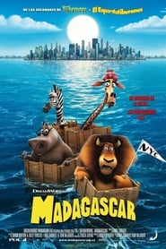 Jada Pinkett Smith Poster Madagascar