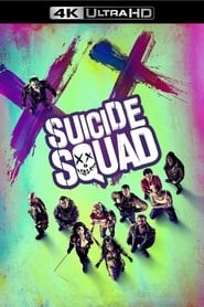 Poster for Suicide Squad