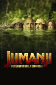Guarda Jumanji: Benvenuti nella giungla Streaming su PirateStreaming