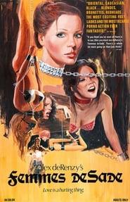 Poster Femmes de Sade 1976