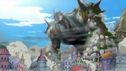 One Piece Season 17 Episode 747 : The Silver Fortress – The Great Adventures of Luffy and Bart