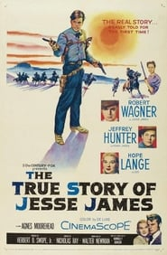 The True Story of Jesse James  Poster