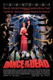 Poster Dance of the Dead 2008