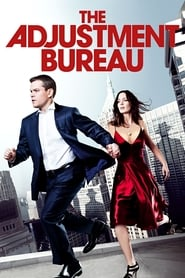 Poster for The Adjustment Bureau