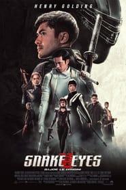 Poster Snake Eyes: G.I. Joe - Le origini 2021