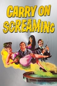 Poster Carry On Screaming 1966