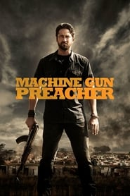 Poster for Machine Gun Preacher