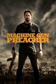 Poster Machine Gun Preacher 2011