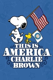 Poster This Is America, Charlie Brown 1989