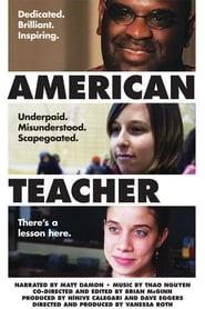 Poster for American Teacher