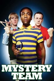 Poster for Mystery Team