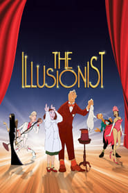 Poster The Illusionist 2010