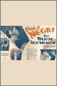 The Woman from Moscow plakat