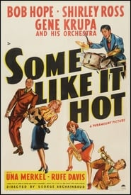 Affiche de Film Some Like It Hot
