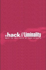 Poster .hack Liminality: In the Case of Yuki Aihara 2002