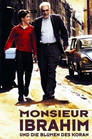 Poster for Monsieur Ibrahim
