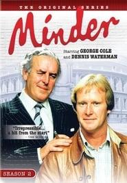 Minder - Season 2 (1980) poster