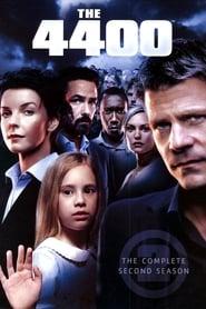 The 4400 - Season 2 poster