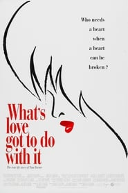 Poster What's Love Got to Do with It 1993