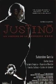 Poster Justino, un asesino de la tercera edad 1994