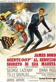 007 – Al servizio segreto di Sua Maestà