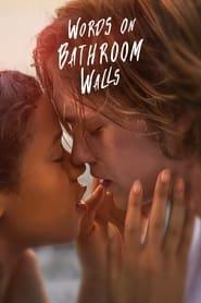 Poster Words on Bathroom Walls 2020