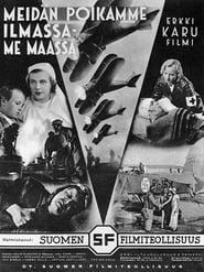 Meidän poikamme ilmassa - me maassa 1934