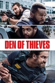 DVD cover image for Den of thieves