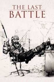 Poster The Last Battle 1983