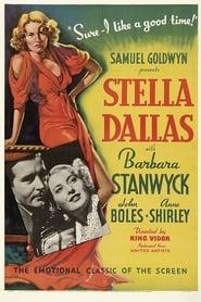 Poster Stella Dallas 1937