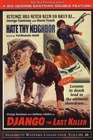 Poster Django, the Last Killer 1967