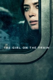 Poster for The Girl on the Train