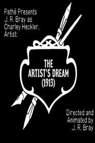 فيلم The Artist's Dream 1913 مترجم أون لاين بجودة عالية