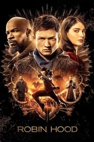 Poster Robin Hood 2018