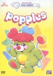 Poster Popples 1987