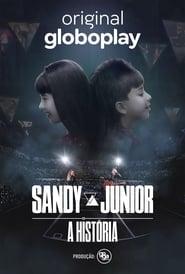 Poster Sandy & Junior: A História 2020