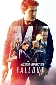 Mission: Impossible - Fallout Official Movie Poster