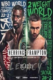 Boxing: Herring Vs Frampton (2021)
