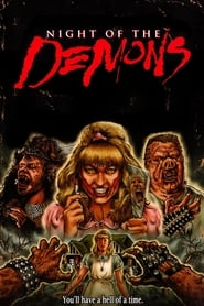 Poster for Night of the Demons