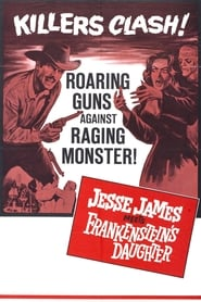 Jesse James Meets Frankenstein's Daughter 1966