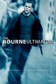 Poster for The Bourne Ultimatum