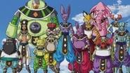 Super Dragon Ball Heroes Season 3 Episode 1 : The Gods of Destruction Invade! The Beginning of a New Battle!