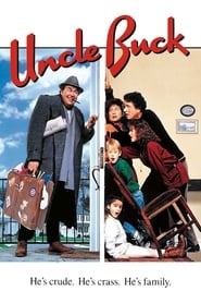 Poster Uncle Buck 1989