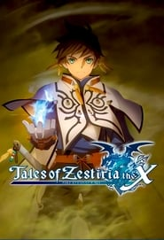 Tales of Zestiria the X streaming vf poster