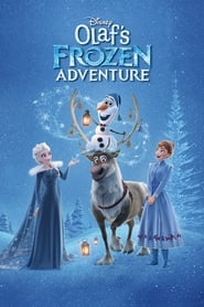 Poster Olaf's Frozen Adventure 2017