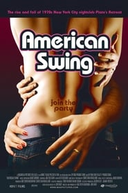 Poster for American Swing