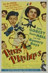 Paris Playboys poster